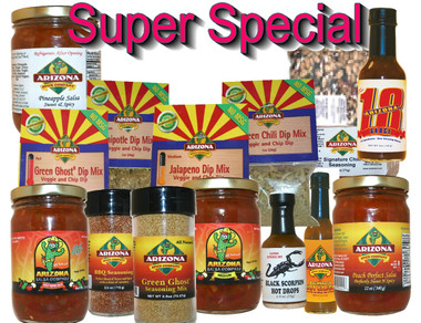 This is one of our biggest specials.  Save big on this one!  A perfect mix for Game day!