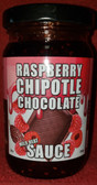 Chipotle Chocolate Raspberry Sauce