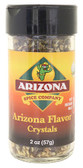 Made with Smoked Sea Salt, Minced Garlic, Cracked pepper and mild chile.  Great as a rub or in soups, stir fry and soups.  The uses are endless for this seasoning.  Course ground.