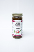 Seven Beauties Salsa -Cranberry Green Chile with a little bit of onion