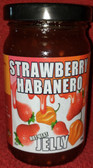Strawberry Habanero Jelly