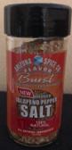 Jalapeno Pepper Infused Sea Salt