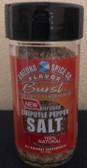 Chipotle Pepper Infused Sea Salt