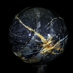 Picasso Marble Sphere #5333