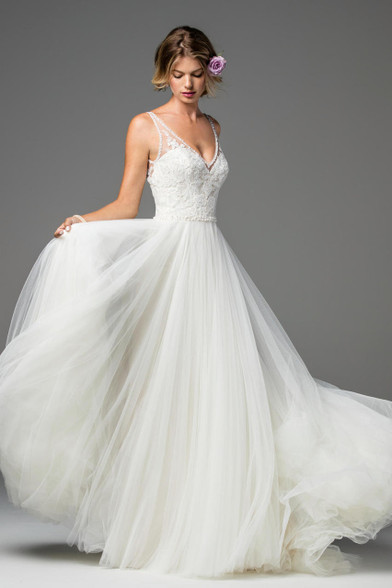 Wtoo Wedding Dress Locklin Style 18730 Blush Bridal