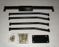 X-Brace for 1997-2004 Regular Cab RC Dakota Black Powder Coating