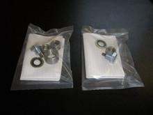 Magnetic Drain Plug And Threaded Fill Plug Custom Weld On