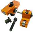 Harland Sharp 1.7 Ratio Roller Rocker Arms Fixed 5/16 Bolt For Dodge 5.2 and 5.9 Magnum