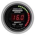 "Auto Meter Sport Comp: Wideband Air/Fuel Ratio PRO - 2 1/16"" (52.4mm)--Shipping Included"