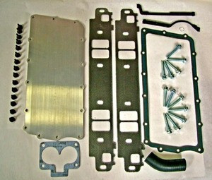 Plenum Repair Kit For Oem V8 5 2 5 9 Magnum Intake Manifold Hipotek