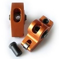 Harland Sharp Adjustable Stud Mount 1.7 Ratio Roller Rocker Arms for Dodge 5.2/5.9 Magnum