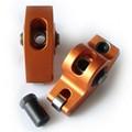 Harland Sharp Adjustable Stud Mount 1.6 Ratio Roller Rocker Arms for Dodge 5.2/5.9 Magnum