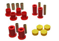 Energy Suspension Control Arm Bushings Polyurethane Dodge Dakota1997-2004/Durango 1998-2003 RWD Red
