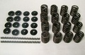 Dodge Magnum 5.2/5.9 Conical Valve Spring Kit with Matching Retainers and Keepers