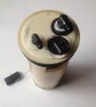 HiPoTek Fuel Pump Module with Walbro 525 LPH Hellcat E85 Pump With Full Feed and Return System: Dakota 96-04; Durango 98-03; Ram 94-03 (Customer Supplied Used OEM Module)
