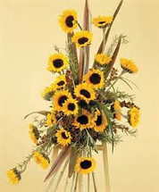 SUNFLOWER EASEL
