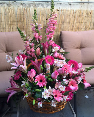 On Sale Was 120 Blessings To You Your Family Basket Flowers