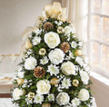 White Holiday Tree