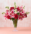 Martha Stewart Lily Meadow Bouquet