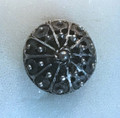 ***Adjustable Ring with Medium-Sized, Half-Ball Botuni, Imported from Croatia: NEW! (#2)