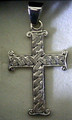 PLETER CROSS, Sterling Silver, 2.85g: RE-STOCKED! 2nd PRICE DROP!