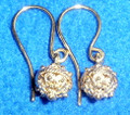 **14 K Gold Sibenski Botuni Earrings, 3.11g ~ Full Ball   DISCOUNTED! RE-STOCKED!