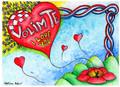 All Occasion Cards by Croatian Artist Kresimir Bajsić ~ Volim Te ~