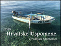 "2019 CROATIAN CALENDAR (11 x 17 Wall) ""Hrvatske Uspomene"" (Croatian Memories) NEW for 2019! Re-Stocked!"