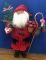 *15-inch CROATIAN SANTA, Representing the Croatian Regions of LIKA and GORSKI KOTAR! PRE-ORDER NOW!