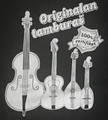 "T-Shirt: ""Originalan Tamburas"" Only ONE Small Left! CLEARANCE!"
