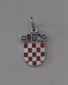 **GRB: Sterling Silver Enamel, 1.91g, Imported from Croatia: DISCOUNTED! RE-STOCKED!