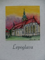"**""LEPOGLAVA"" Original Art by Krešimir Bajsić, Imported from Croatia: ONE-OF-A-KIND! NEW! (#2)"