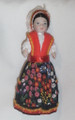 DOLL from Croatia (Island of KRK)! NEW! ONLY ONE AVAILABLE! SOLD!