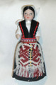 DOLL from Croatia (LIKA - Plitvice Lakes)! NEW! ONLY ONE AVAILABLE! (1) SOLD!