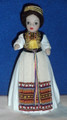 DOLL from Croatia (Dubrovnik-Konavle)! NEW!  (Red Cap):  SOLD OUT!