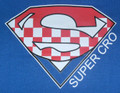 """******T-Shirt: Toddler Size 5-6 ~ """"SuperCro!"""" CLEARANCE, ONE ONLY!"""