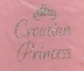 "Onesies for Babies  ""Croatian Princess""  ~  NEW!"