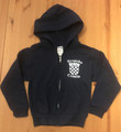 "*Hoodie Sweatshirt in ""Navy Blue"", YOUTH Size LARGE (14-16), ONLY ONE! CLEARANCE!"