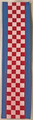 *BOOKMARKS, Handmade with Woven Croatian Textile Pattern! Šahovnica (Checkerboard): NEW!