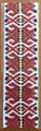 *BOOKMARKS, Handmade with Woven Textiles from Croatia! (Red): NEW!