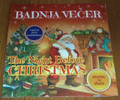 """The Night Before Christmas"" (Badnja večer): Children's Book in Croatian and English: NEW!"