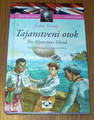 **THE MYSTERIOUS ISLAND by Jules Verne, Classic in both English and Croatian Languages! Imported from Croatia: NEW TITLE!