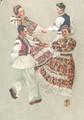 Tote Bags with POSAVINA Images by Vladimir Kirin, Imported from Croatia: NEW! (POSAVINA4)