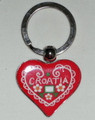 Licitar Key Chain, Imported from Croatia: NEW!