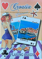 PLAYING CARDS, Photos of Croatian Locations, Imported from Croatia: NEW!