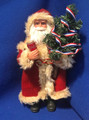 "SANTA wishing  ""ZIVIO!"" with Croatian Christmas Tree! ONLY 1 AVAILABLE! NEW!"