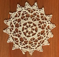 Handmade Crocheted Lace from the Estate of a Croatian Family: Incredible TOLEDO Lacework, Made with Very Fine Threads!  SOLD OUT!