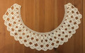 Crocheted Lace Collars: Stunning, One-Of-A-KIND!