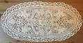 Handmade Crocheted 3-D Doily, 32 inches, Imported from Croatia: NEW in 2019! INCREDIBLY AWESOME!  Only ONE in Stock!