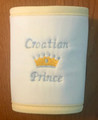 "*""Croatian Prince"" Coozie, Embroidered by Hrvatska Designs: CLEARANCE!"